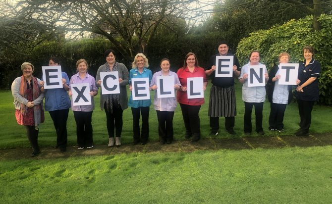 Movilla House Nursing Home Reports EXCELLENT Results